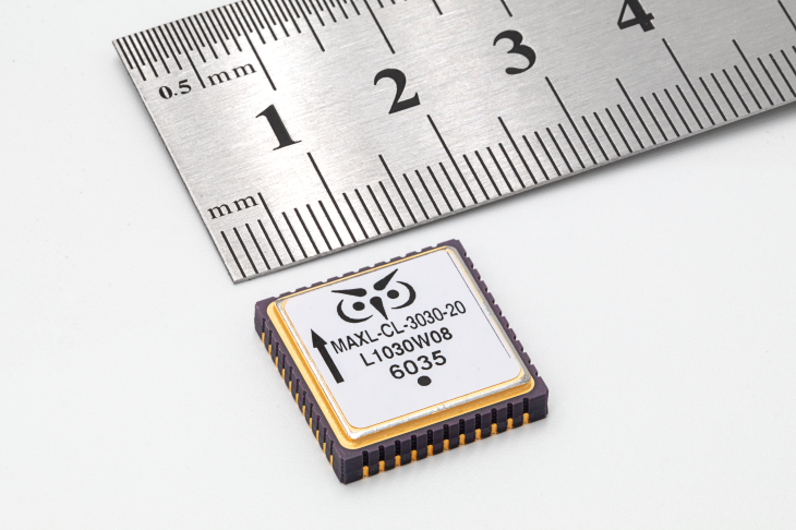 closed loop accelerometer maxl-cl-3030