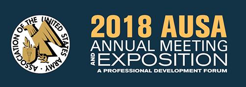 AUSA ANNUAL MEETING & EXPOSITION - WASHINGTON, D.C